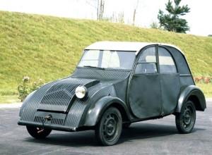Prototype 2cv 1939
