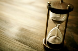 time concept, selective focus point, special toned photo f/x