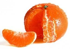 Mandarine bien saignante