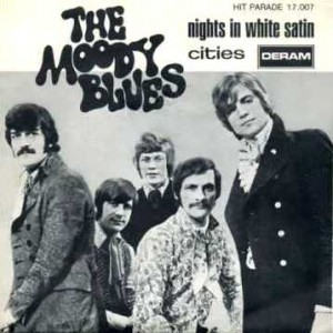 Nights in white satin - The Moody Blues (1967)