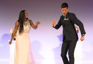 Twist again (Serena & Novak)