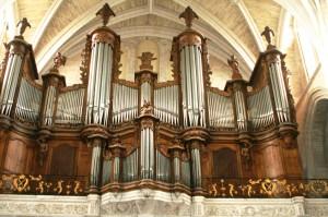 Grandes orgues de St André