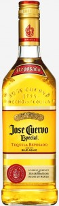 Tequila reposado J.C.