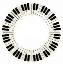 Clavier circulaire