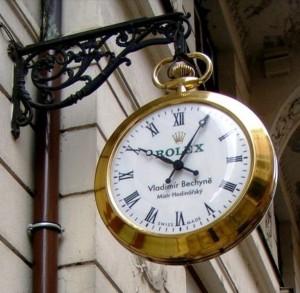 ''Horloge gousset'' de Brandenburg