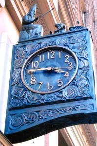 Horloge Manhattan 1926