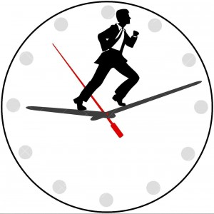 http://www.dreamstime.com/royalty-free-stock-photo-busy-business-man-appointment-hurry-races-clock-to-rush-to-meeting-image37407865
