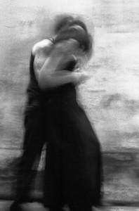 Tango amoureux (photo Nicole Miquel, 2007)