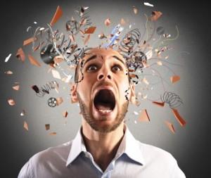 Brain stressed