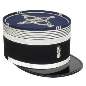 Képi colonel de gendarmerie