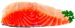 Pavé de saumon (cru)