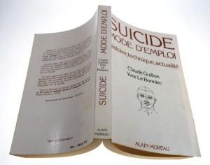 Suicide, mode d'emploi (de Claude Guillon et Yves le Bonniec, 1982)