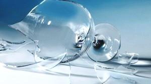 Bris de verre