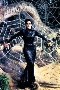 Sonia Braga (dans ''Le  baiser de la femme araignée'')
