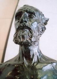 Buste de Jules Dalou (Rodin, 1883)