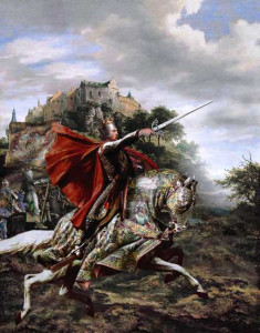El Cid (par © Howard David Johnson)