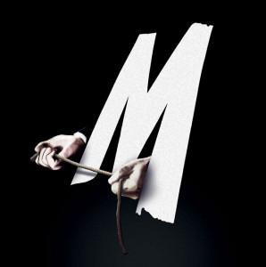 M. (extrait de l'affiche du film de Joseph Losey, 1951)