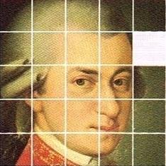 Puzzle Mozart 1
