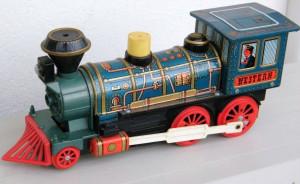 Locomotive électrique