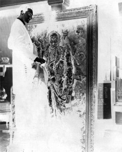 LE portrait de Dorian Gray (inv.)
