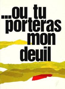 ...Ou tu porteras mon deuil (1968)