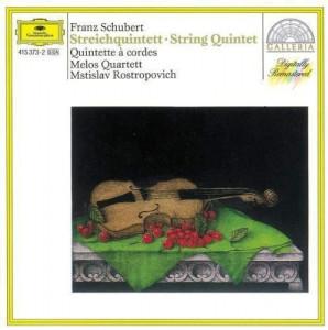 Schubert - Quintette à cordes D956