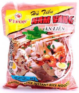 Soupe vermicelles de riz nam vang