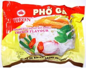 Soupe Vermicelles de Riz Vifon PHO GA (Poulet)