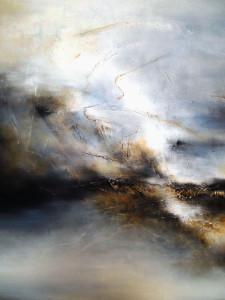 Par le vertige de l'inépuisable vide (Martine Moreau, 2014)
