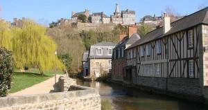 Fougères, vieille ville