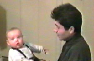 Le ''père à l'enfant''