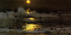 Moonlight on the Waters (F.W.B.)