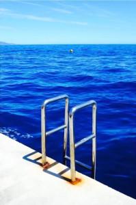 Descente de mer