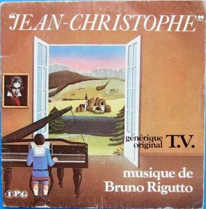 ''Jean-Christophe'' - générique T.V. (Bruno Rigutto, 1978)