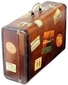 Valise de voyage (2)