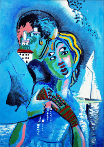 ''Idylle'' - Picabia (1927)
