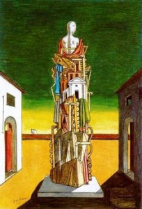 L'inaccessible (De Chirico)