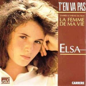 T'en va pas - Elsa (1986)
