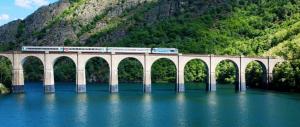 Train bavarois