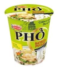 Cup vermicelles de riz saveur poulet