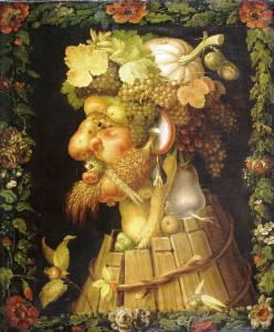 L'Automne - Giuseppe Arcimboldo (1573)
