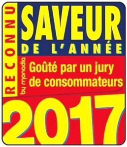 Logo ''Saveur de l'Année''