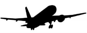 Avion noir