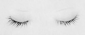 Deux yeux fermés