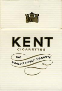 Cigarettes Kent