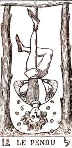 Le pendu (1)
