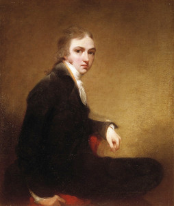 Sir Thomas Lawrence (autoportrait, 1788)